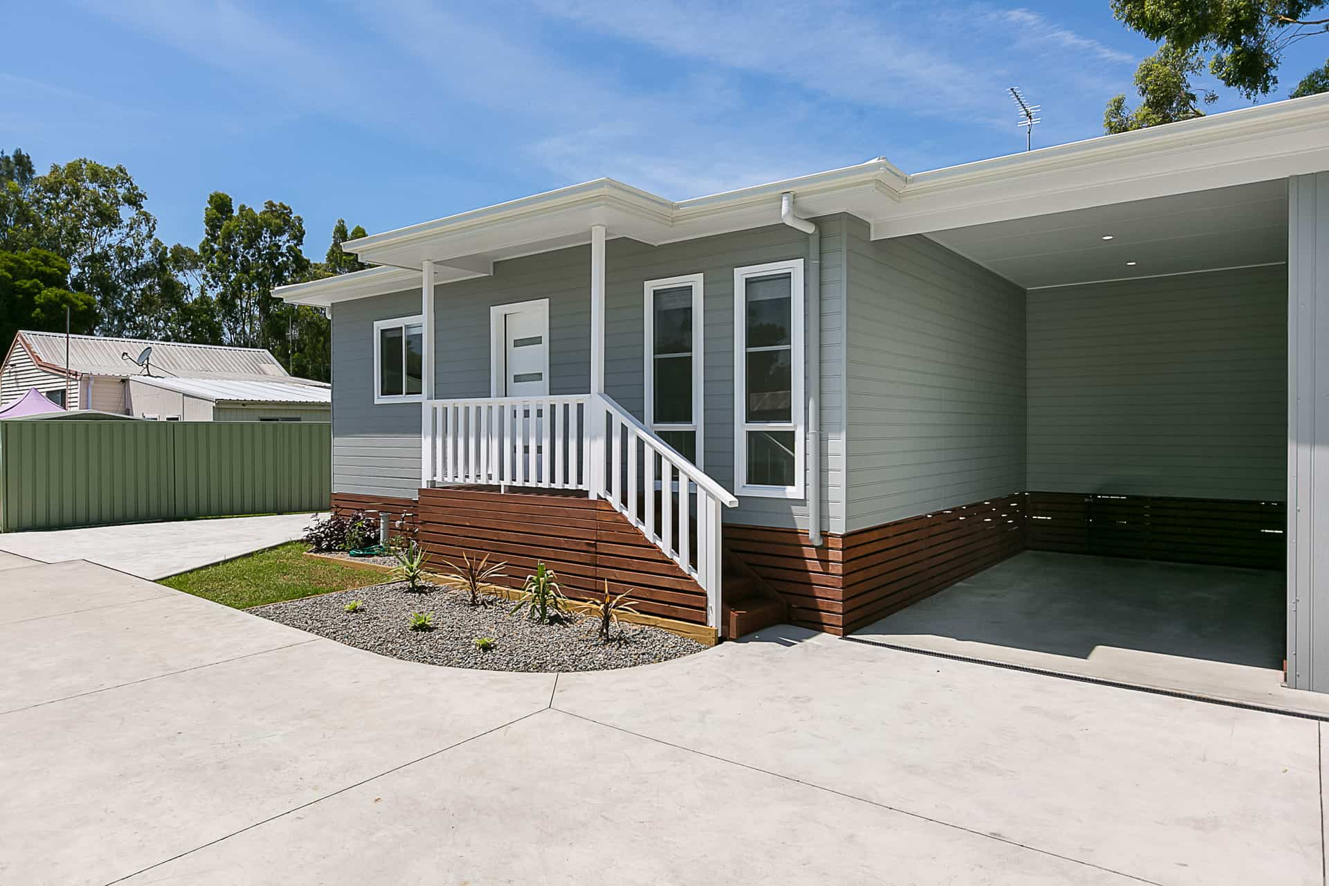 Granny flat builders in Newcastle