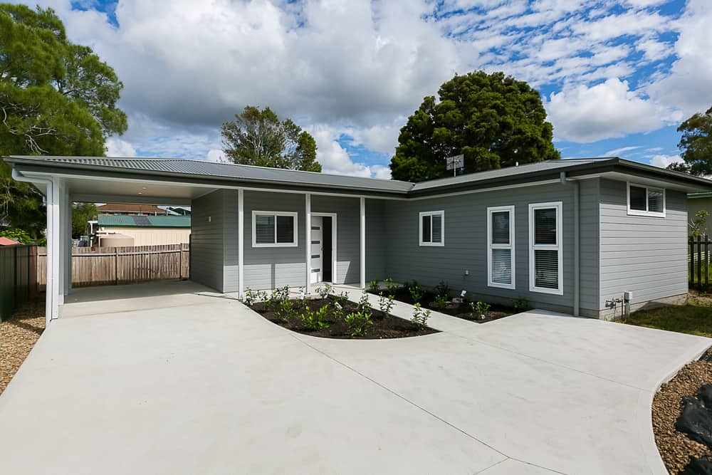 Granny flat designs in Newcastle