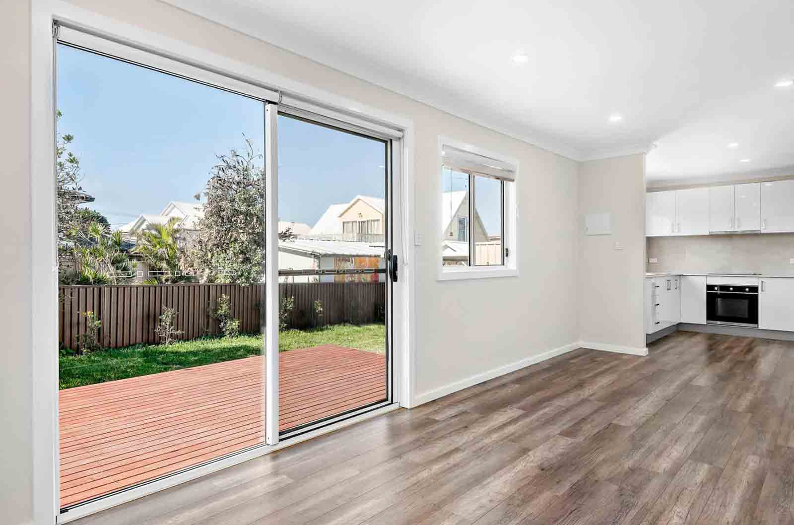 2 bedroom granny flat in Newcastle