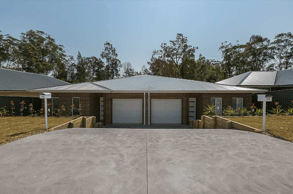 Duplex in Cooranbong - Central Coast by Acrow Investments