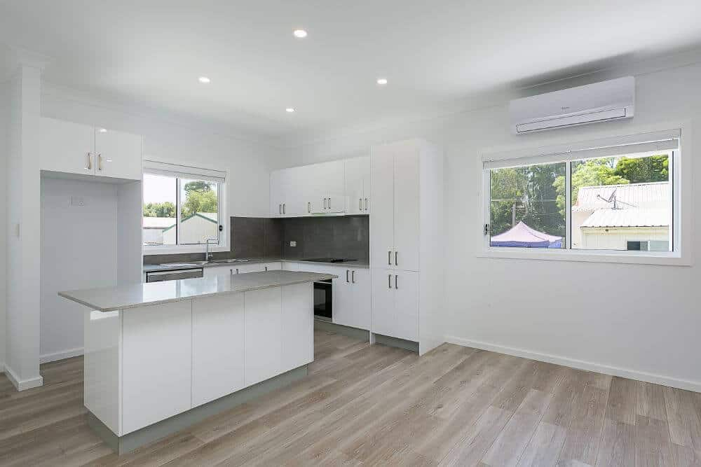 Open-Plan Living-Dining, Duplex in Wyong, Central Coast