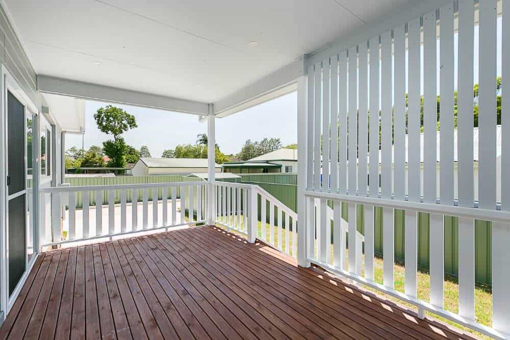 Outdoor Decks, Duplex in Wyong, Central Coast