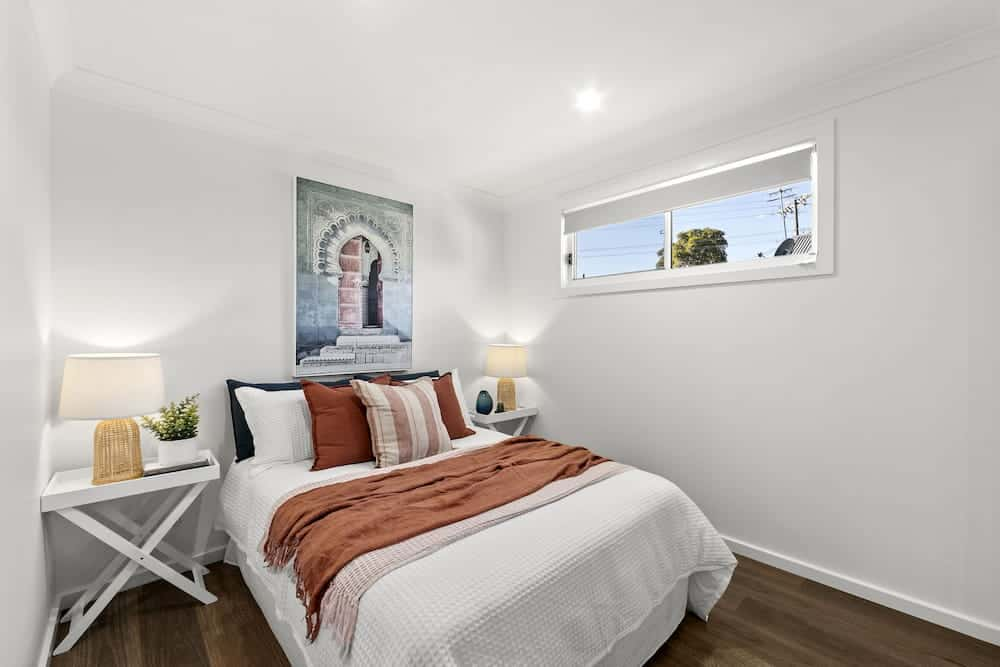 Acrow Investments Central Coast Display Home - Bedroom 1