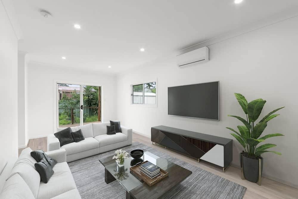 Granny flat Chain Valley Bay Central Coast - Living Room