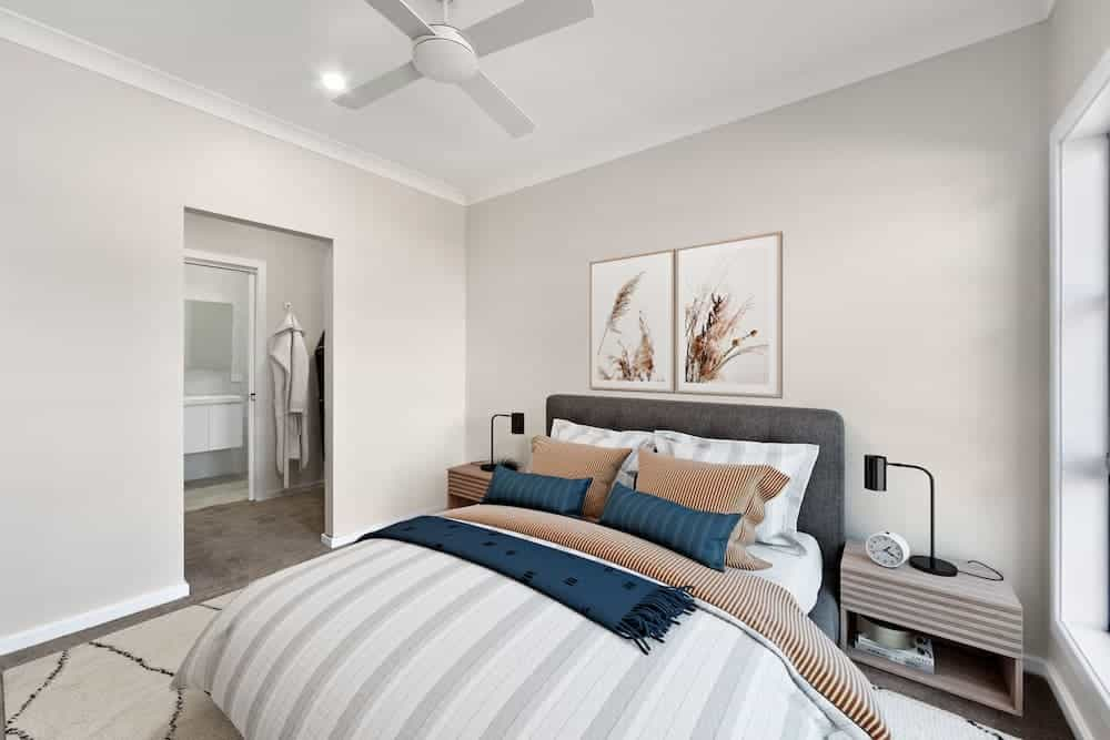 New-Build House and Granny Flat Combo in Umina Beach, Central Coast - Bedroom 1