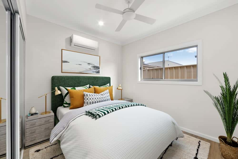 New-Build House and Granny Flat Combo in Umina Beach, Central Coast - Bedroom 2