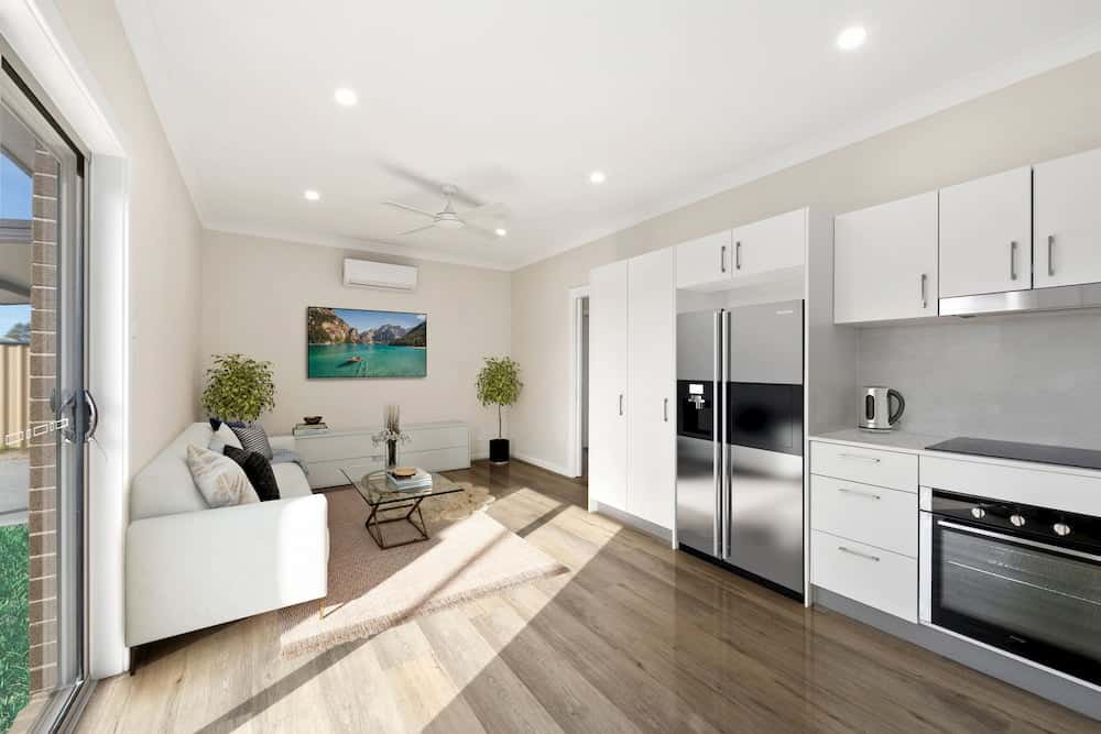 New-Build House and Granny Flat Combo in Umina Beach, Central Coast - Kitchen