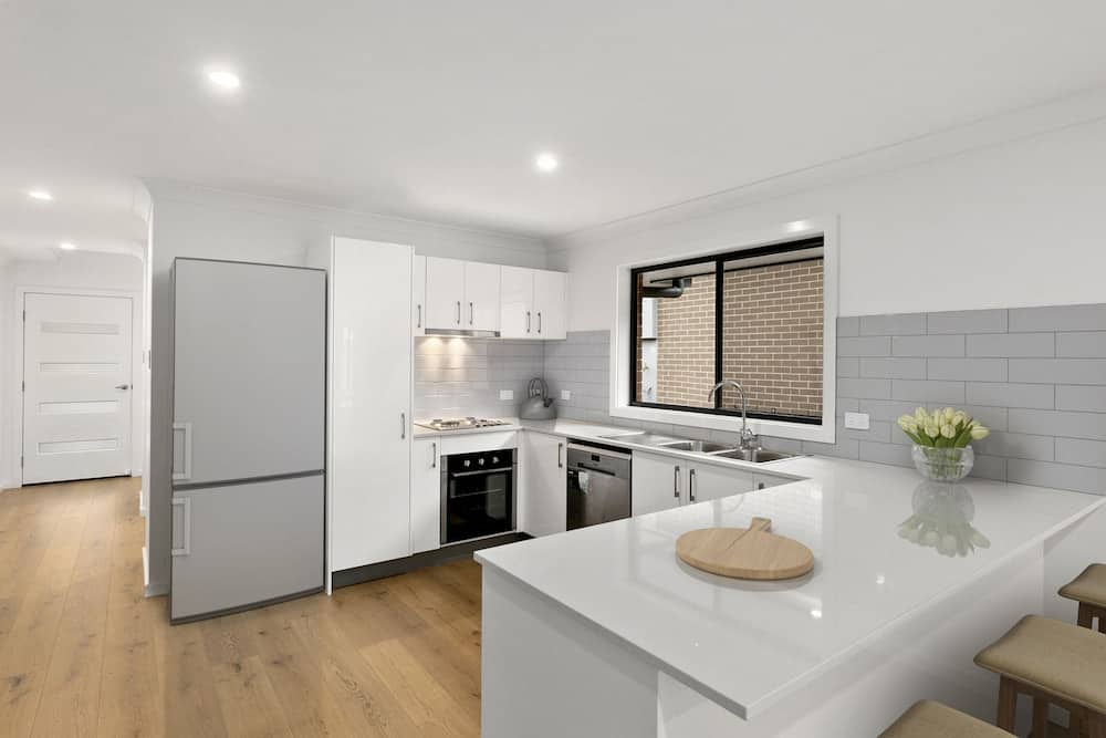 New Home in North Rothbury Hunter Region - Kitchen