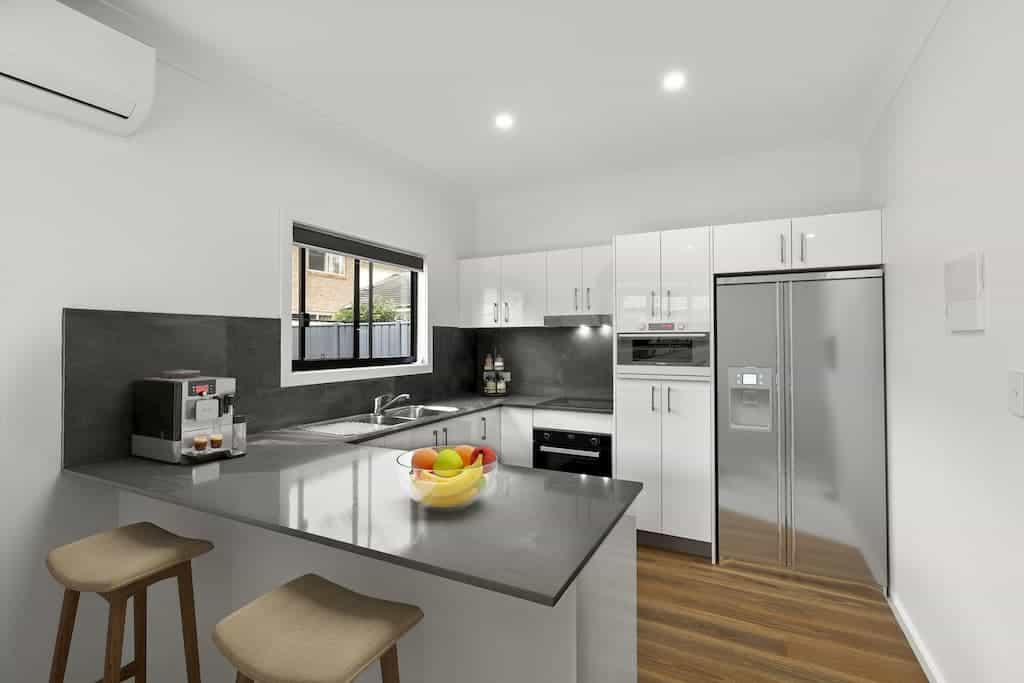 Granny Flat Kitchen Blackwall Central Coast