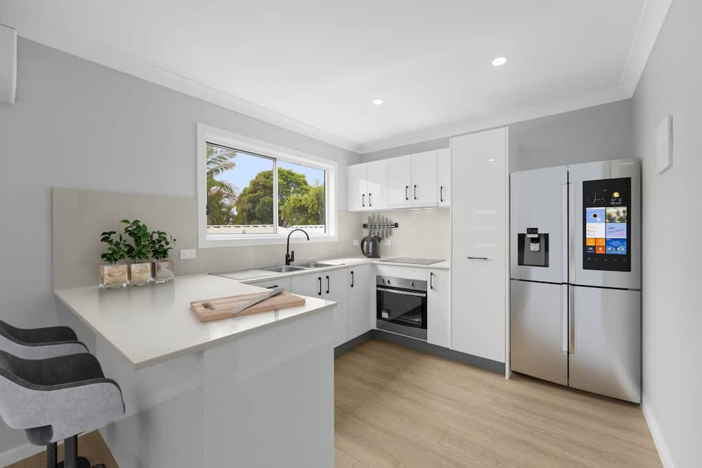 House Kitchen Interior Newcastle