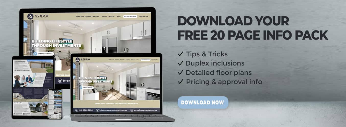Free duplex info pack 20 pages