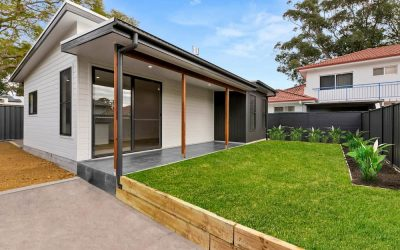 A new standard: modern granny flat in Blackwall by Acrow Investments
