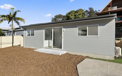 Bringing a family together: a new granny flat in Sunshine NSW