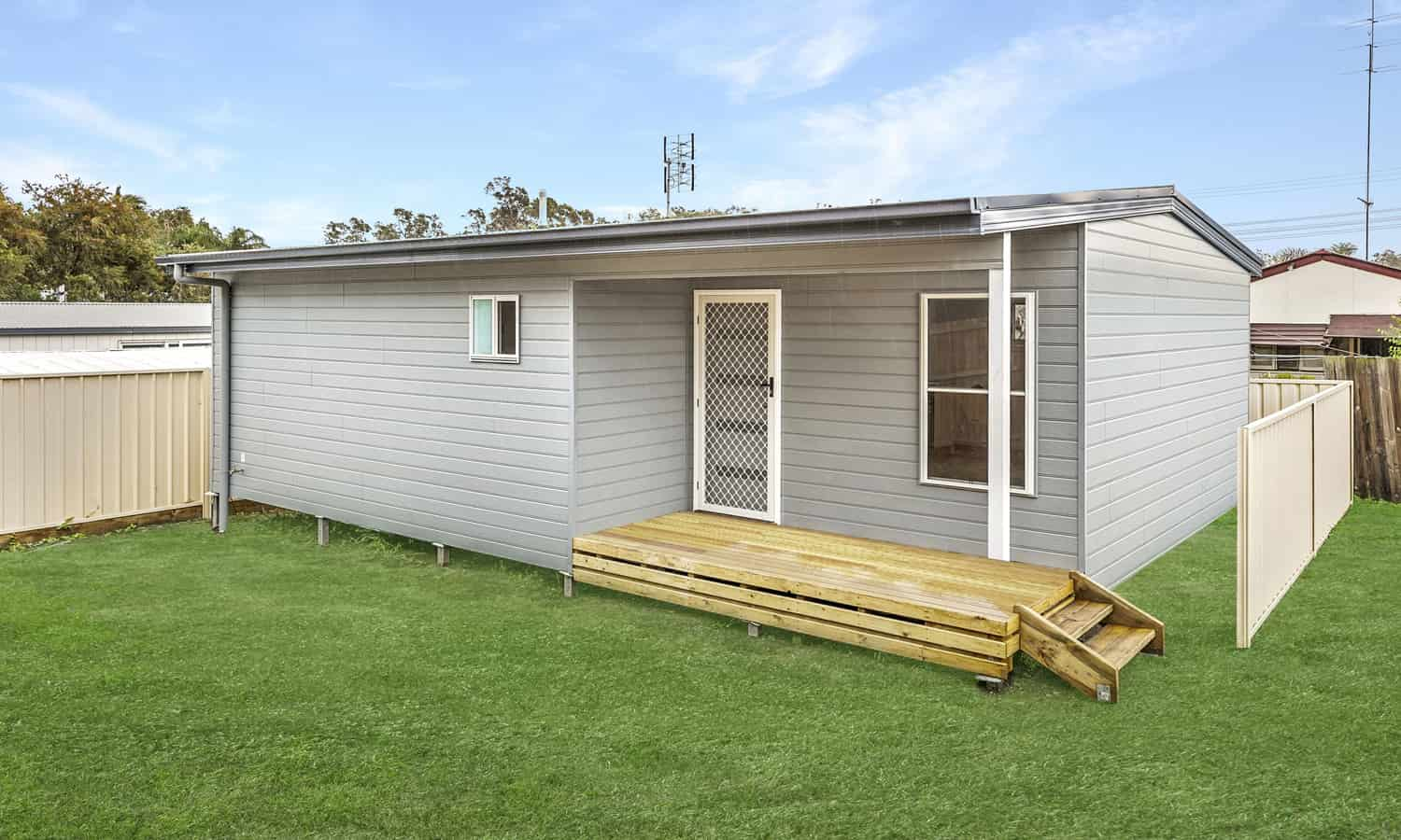 A granny flat property investment that's long on smarts