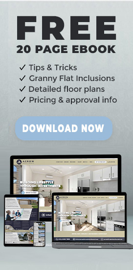 Free granny flat info pack 20 pages