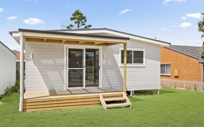 A granny flat to boost rental returns – Killarney Vale, NSW