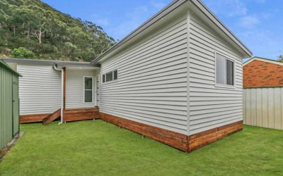 Cost-efficient quality – a new, stylish granny flat for the rental market