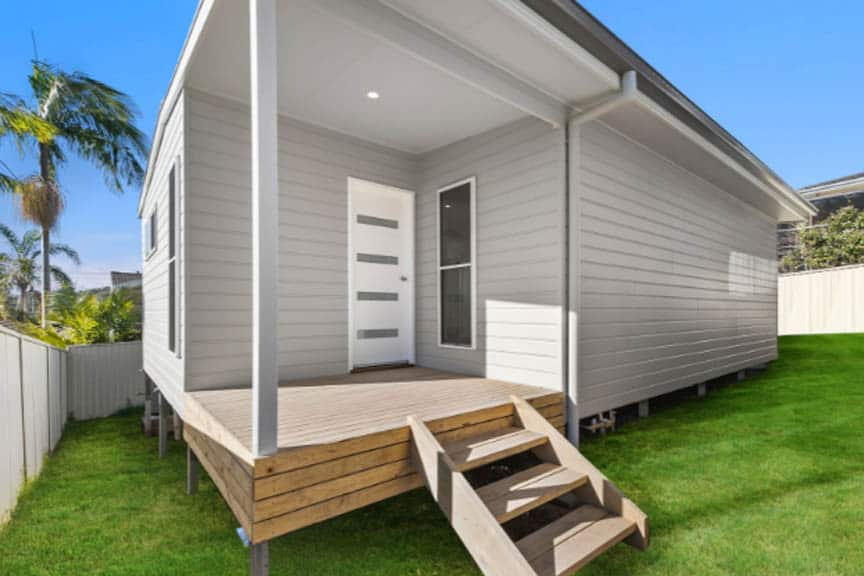 More living space for a growing family with a new granny flat in Bateau Bay