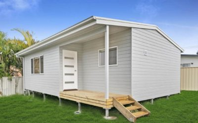 An instant return on investment with a granny flat in Gorokan