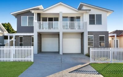 A stylish duplex with income potential in Long Jetty
